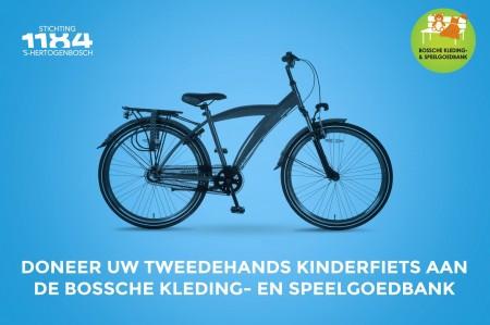 fietsen inzameling