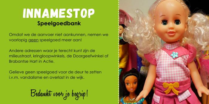 innamestop speelgoedbank Den Bosch